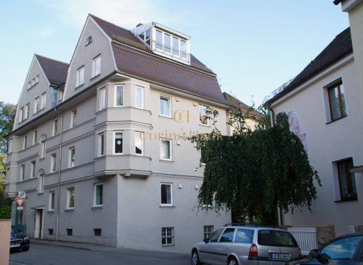 Vermietet | Augsburg | Traumhafte 4 ZKB mit Balkon im wunderschönen Thelottviertel