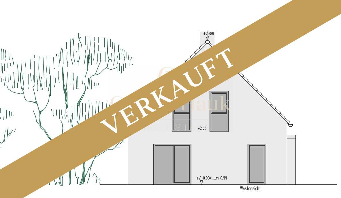 PROVISIONSFREI! Zentral gelegenes Einfamilienhaus in idyllischer Lage | Augsburg Haunstetten