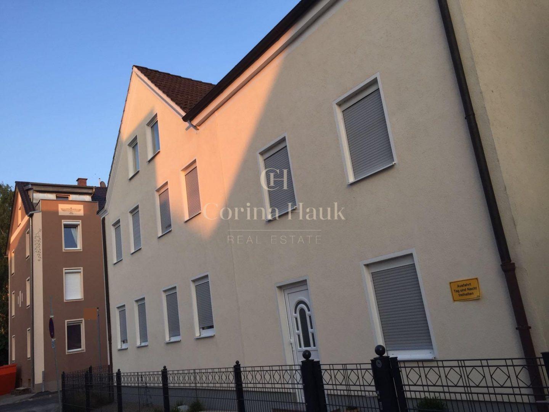 Mehrfamilienhaus Augsburg Pfersee